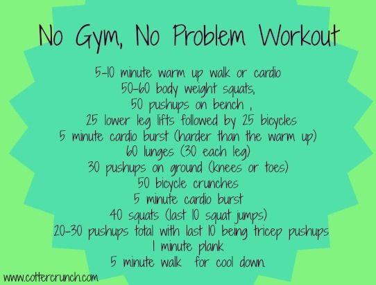 Cross training #workout