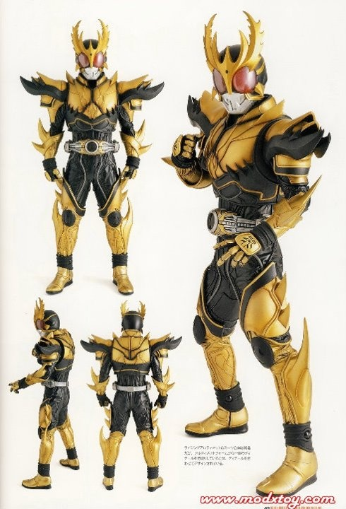 Kamen rider ultimate kuuga rising