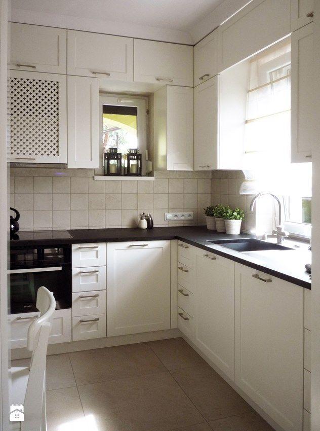 Kuchnia styl Vintage  zdjęcie od MIKOŁAJSKAstudio   -> Kuchnia Retro Ikea
