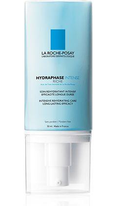 Totul despre Hydraphase Intense Riche, un produs din gama Hydraphase de la La Roche-Posay, recomandat pentru Piele deshidratata. Acces gratuit la sfaturile expertilor