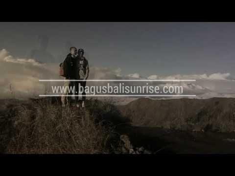 Mt Batur Sunrise Trek Private Tour | Bagus Bali Sunrise Trekking - YouTube
