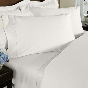 300 Thread Count Olympic Queen Size Wrinkle Resistant Sheet Sets For $79.99  O.