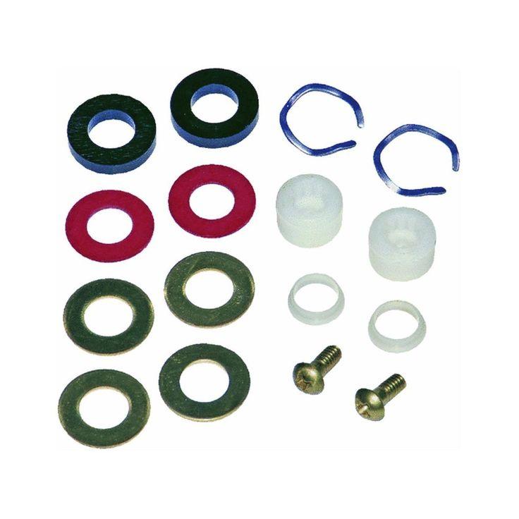 Danco Tub/Shower Diverter Stem Faucet Repair Kit For American Standard, 80263