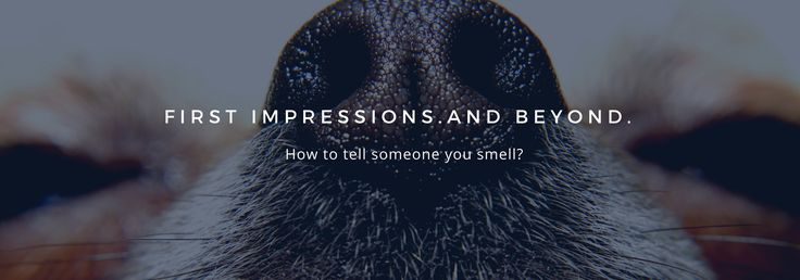 How to tell someone you smell? Difficult conversations with team members. https://link.crwd.fr/3NLT