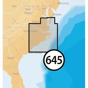 NAVIONICS Platinum+ Charts Lower 48 States and Hawaii (Micro SD) - North Carolina, MSD/645P+ Sale Price: $139.99 (26% Off-Ends 09/10/17) http://zpr.io/PQYkH  #Boats #Boating #Deals
