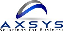 Axsys provide finance software solutions for businesses, and implement MYOB EXO.