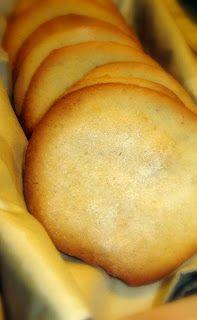 Williamsburg Shrewsbury Cakes ~ Sugar Pies