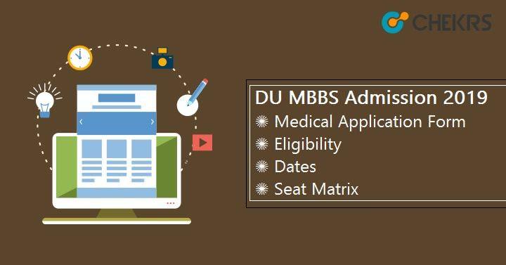 Du Mbbs Admission 2019 Du Mbbs Medical Eligibility Dates Admission Applicationform Https Entrance Ch Admissions Application Form University Admissions