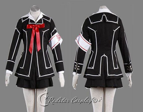 how to make yuki cross uniform