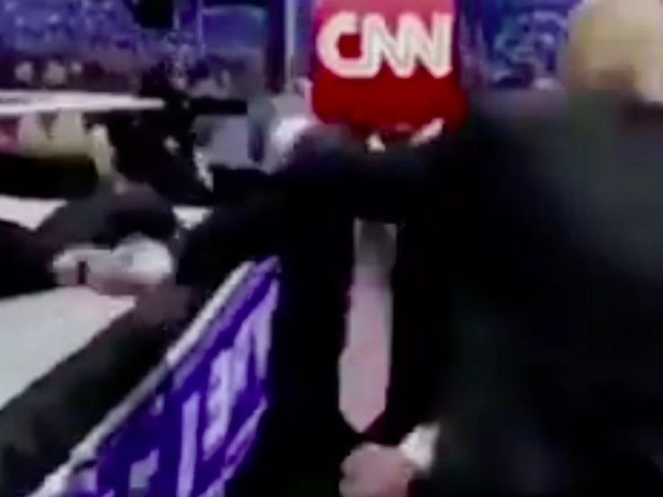 Donald Trump's CNN video reportedly created by Reddit user who advocated Islamophobic violence