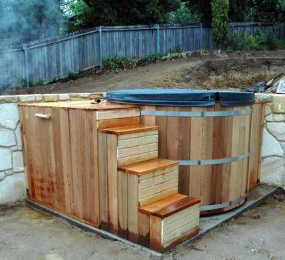 Complete tub