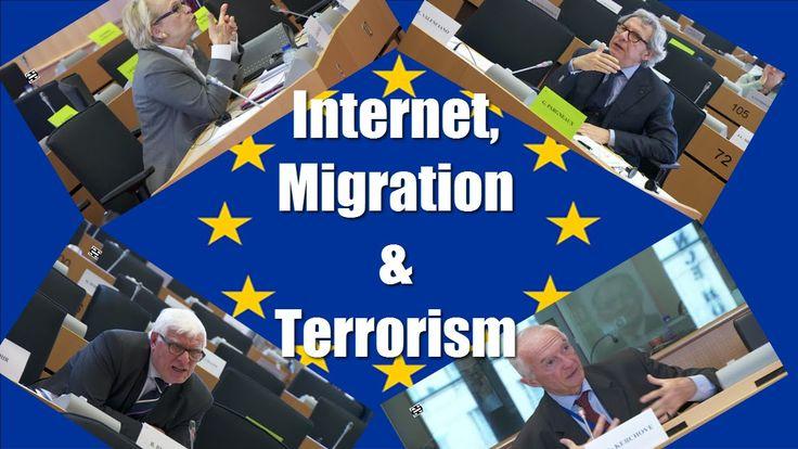 EU Debate on Toxic Link between Migration, Internet & Terrorism