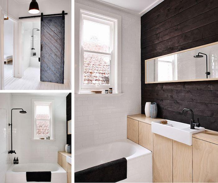 Une toute petite salle de bain parfaite