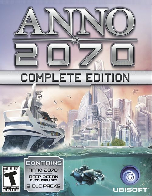 Anno 2070 (Complete Edition)  Worldwide Region: Worldwide Language: Multilanguage Platform: Uplay  https://gamersconduit.com/product/anno-2070-complete-edition-uplay-worldwide/