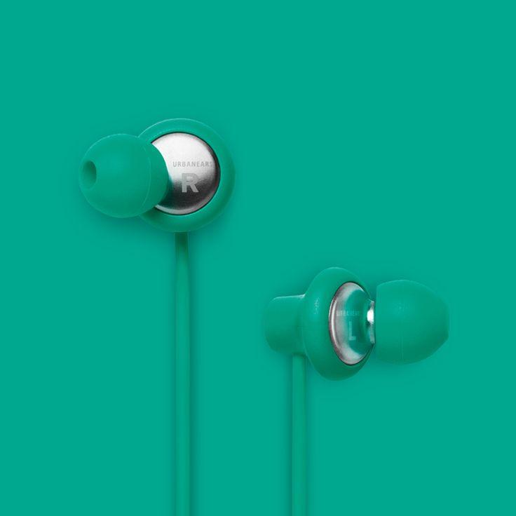 Urbanears Kransen Headphones in Julep