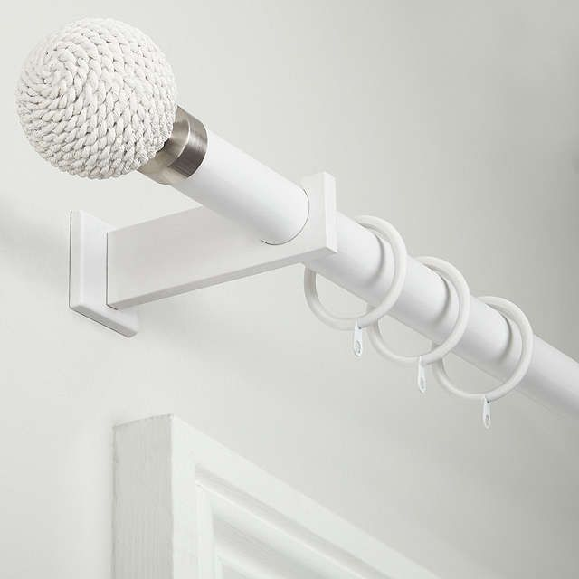 1000+ ideas about Grey Curtain Poles And Tracks on Pinterest | Diy ...
