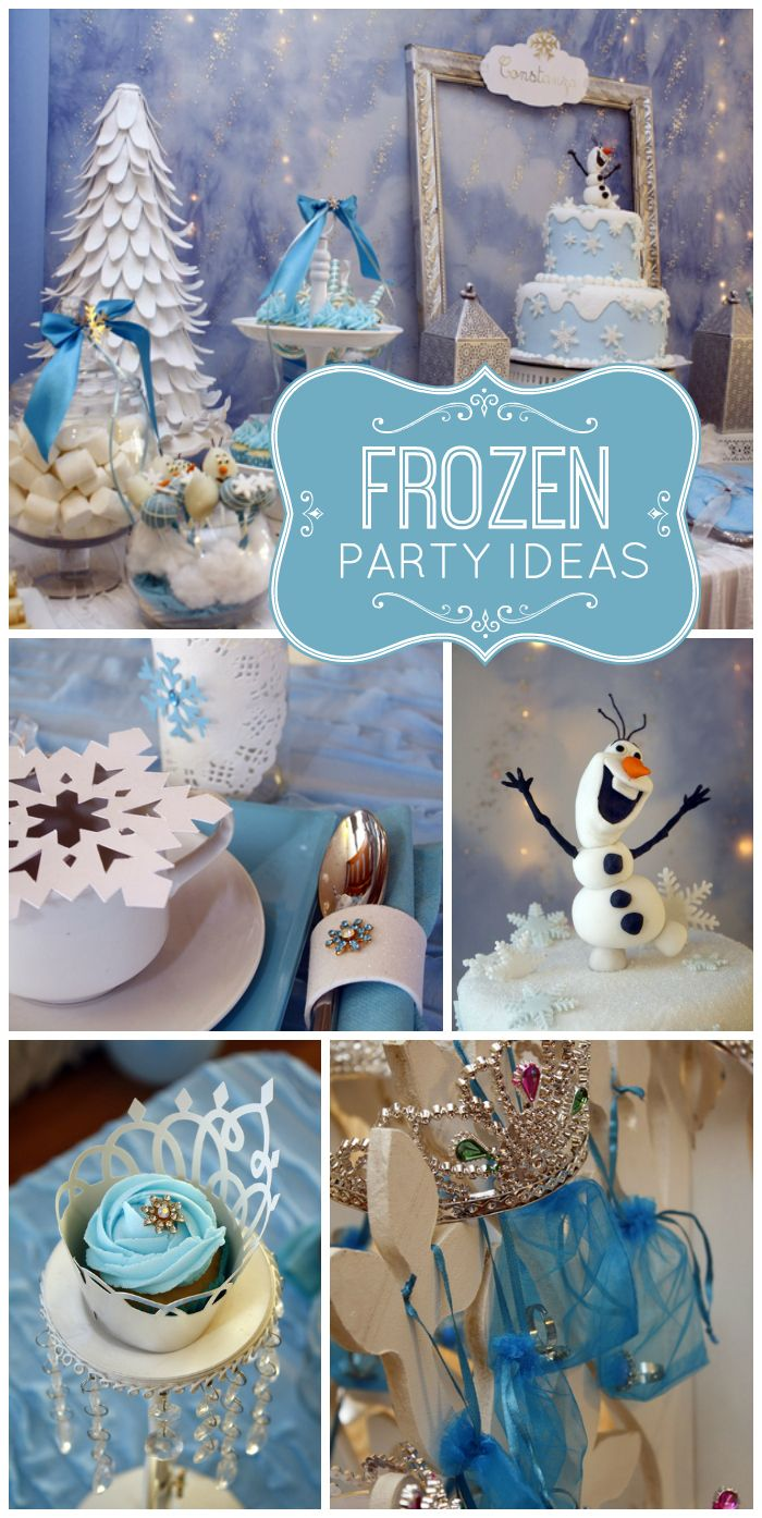 Gut gemocht 121 best Anniversaire Reine des Neiges images on Pinterest  CH07