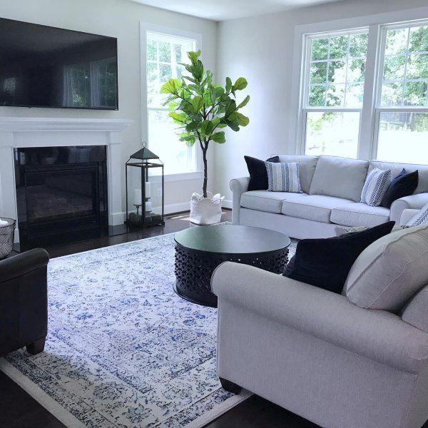 Bornova Coffee Table Ballard Designs Living Room Design Decor Living Room Decor Furniture Cute Living Room #soletren #ash #living #room #set