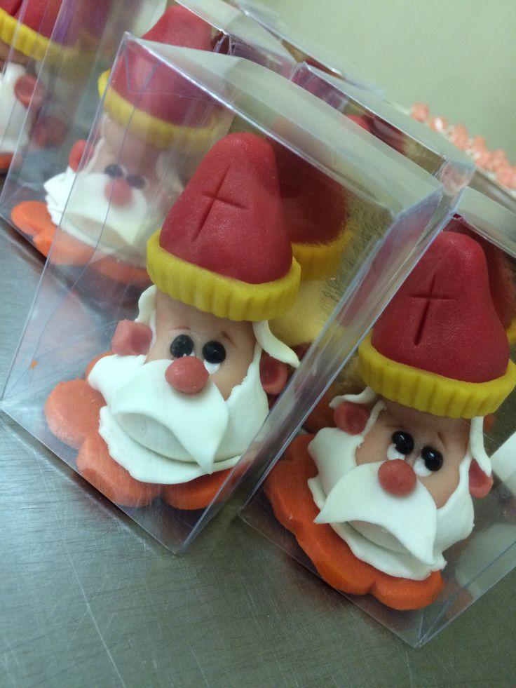 Sinterklaas marzipan #amandino #handmadeinbwlgium