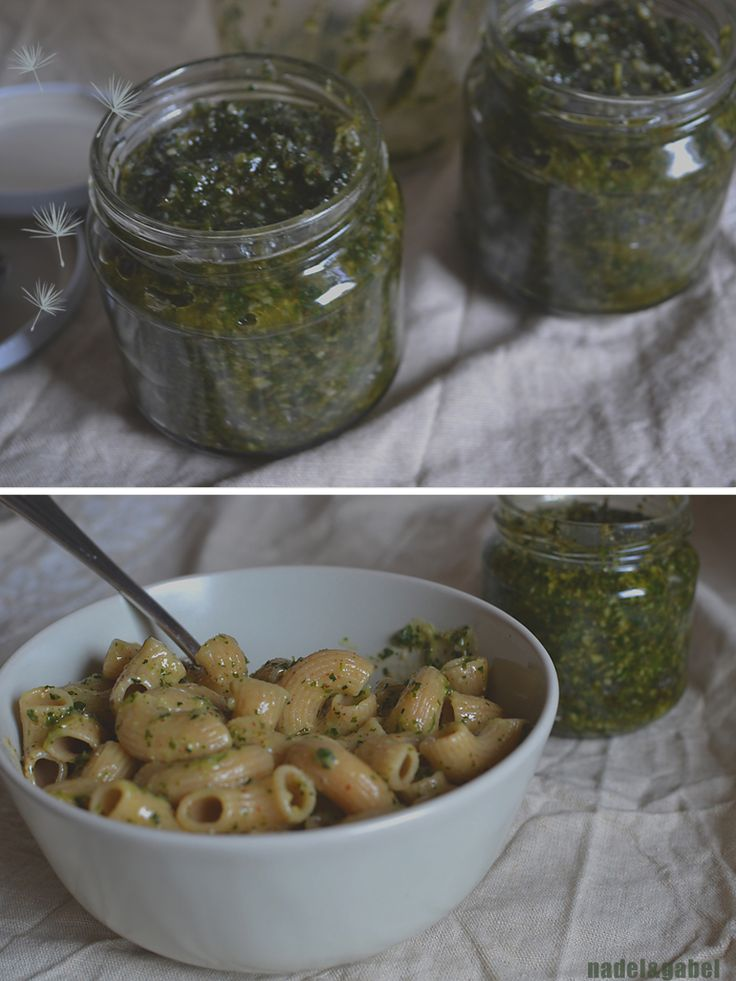 pesto pesto pesto ramp pesto linguine with pea pesto dandelion pesto ...