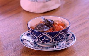 Receita de camarão tailandês - Receitas da Carolina - GNT