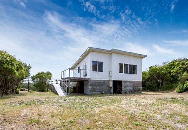 Aussie fibro beach house