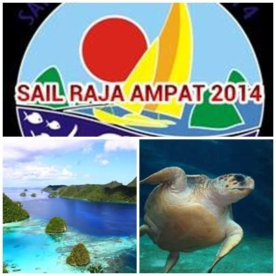 Let's take a success with sail Raja Ampat 2014, by inviting your colleagues around the world. enjoy heaven on earth in the Raja Ampat islands