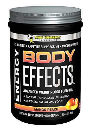 Body Effects  Power Performance Products Body Effects Pre Workout Supplement  the Ultimate Weight Loss Fat Burning Energy Boosting Appetite Suppressing Mood Enhancing and MuscleDefining Supplement No Jitters No Crash  Mango Peach *** Want additional info? Click on the image.
