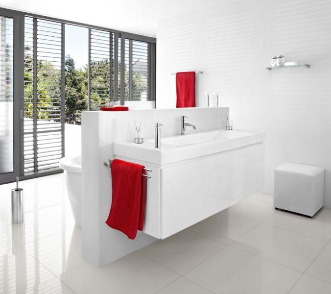 Designerskie akcesoria do łazienki - Blomus