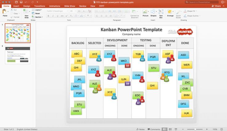 Read More On Tipsographic Com Free Kanban Board Templates For Excel Google Sheets Kanban Board Kanban Powerpoint