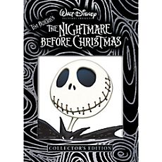 Tim Burton's The Nightmare Before Christmas DVD-Oh PLEASE oh please someone get this for me!!!!!!!! this is ONLY my favorite holiday movie ever!!!