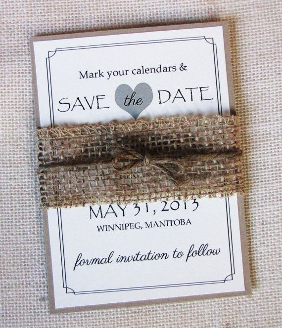 Handmade Rustic Lace and Burlap Wedding by LoveofCreating on Etsy; use as program