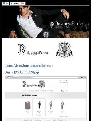 BusinessPunks newsletter
