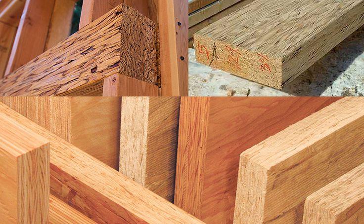 композитная древесина из которой делают панели и брус