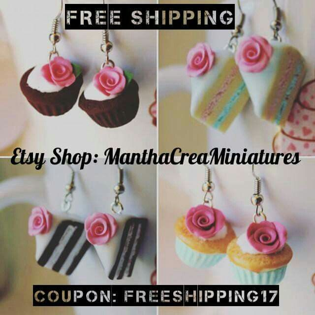A gift for you 💟 FREE SHIPPING until February 22 Use the coupon code: FREESHIPPING17