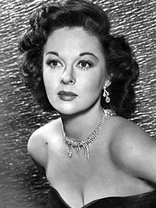 Susan Hayward 1917-1975 (Brain Cancer) She was beautiful