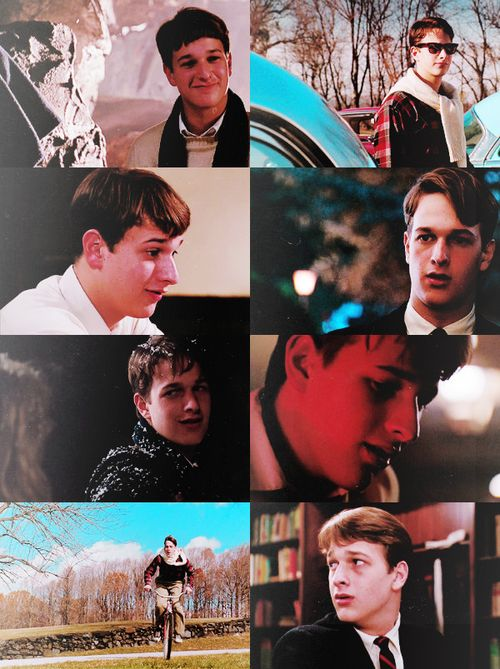 Knox Overstreet from Dead Poet's Society aka the love of my life.