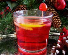 Le cocktail de noel