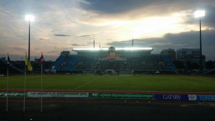 Olampic Stadium