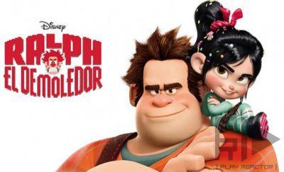 Ralph El Demoledor Trailer Español.