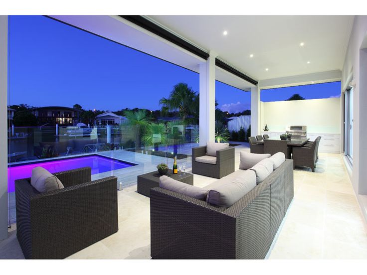 Photo of an outdoor living design from a real Australian house - Outdoor Living photo 7757617