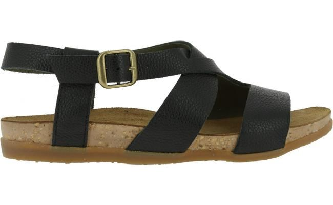 Find your Nf46 Soft Grain Black / Zumaia sandals for woman and more in footwear and accessories, all in our Online Shop El Naturalista
