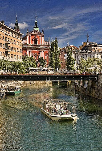 Liubliana (Eslovenia) by FJcuenca on Flickr.Ljubljana, Slovenia