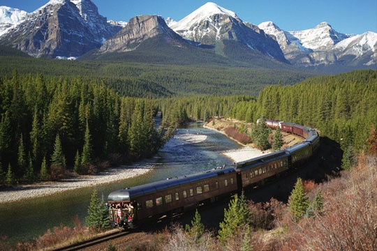 Canadian Pacific - Royal Canadian Pacific