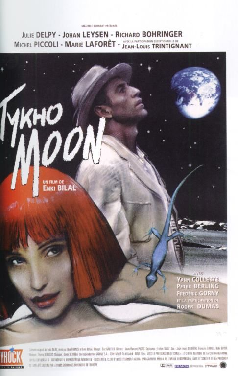 Another movie by Enki Bilal