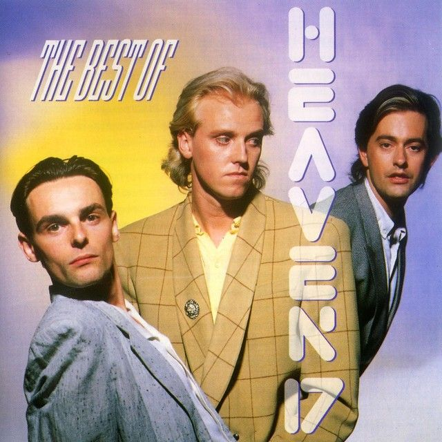 Saved on Spotify: Temptation by Heaven 17