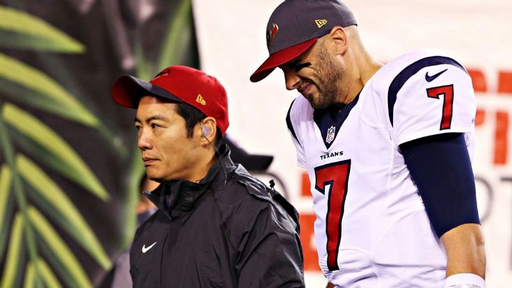 Why Brian Hoyer Believes Acupuncture Helps Concussion Recovery Concussions Recovery Acupuncture Brian Hoyer