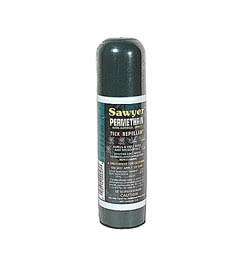 I use it at all the entry points: cuffs, socks, waistband and collar.Permethrin Spray Tick Repellent MUST HAVE I've used permethrin since 2005 to prevent tick and chigger intrusions. I have had 100% success, including bushwhacking trough spring and summer marshes, forests and fields.