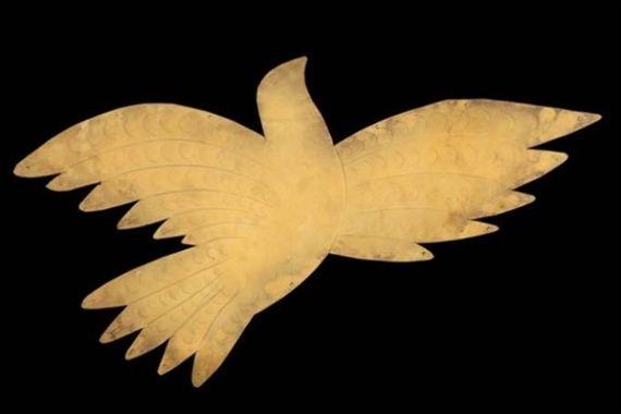 Alecos Fassianos, Bird in Flight