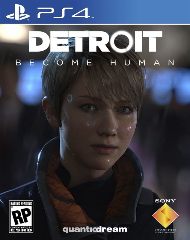 detroit become human cover - Google Search